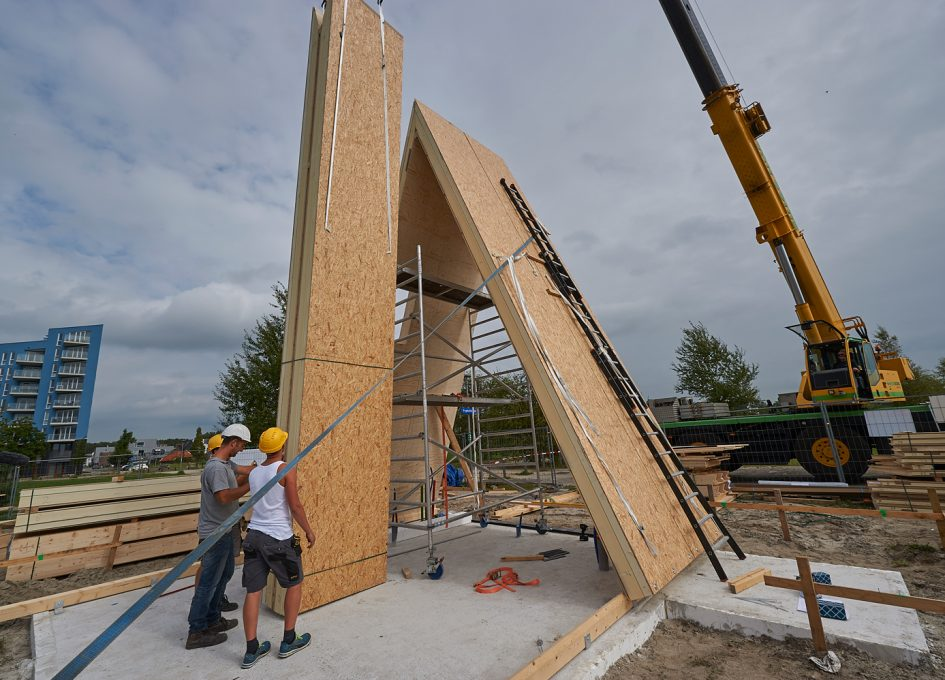 start bouw